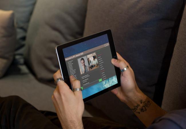 How do you unite a team in a virtual awards celebration?
