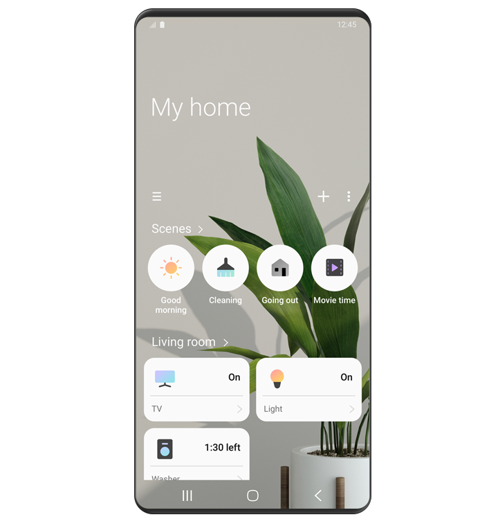 SmartThings - SmartThings for iPhone and Android