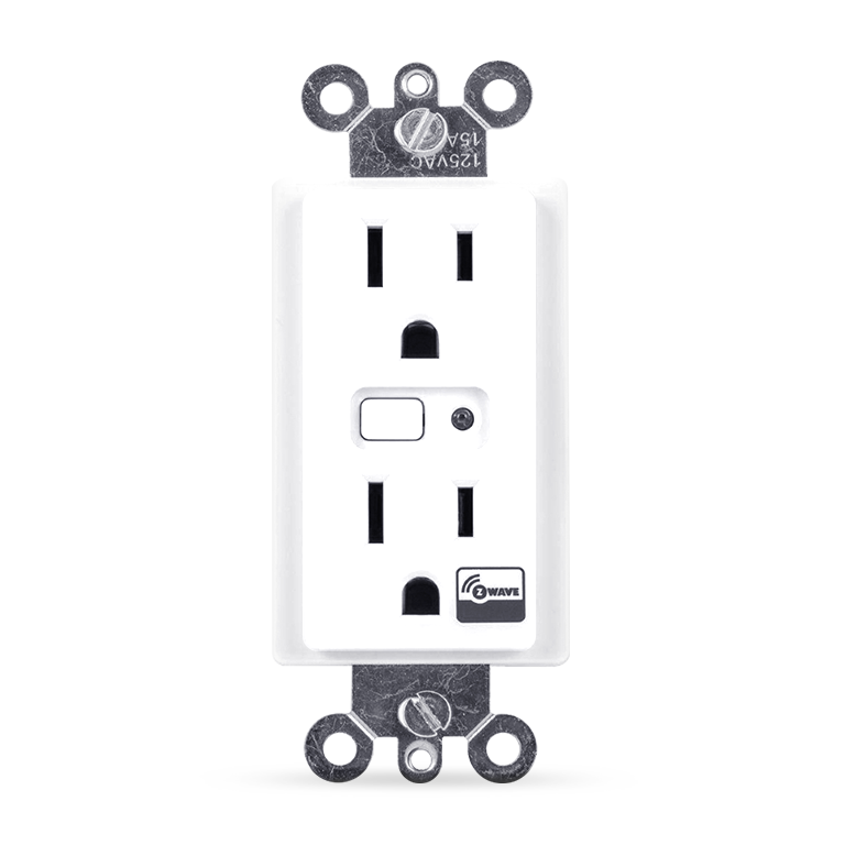 SmartThings - GE In-Wall Smart Outlet