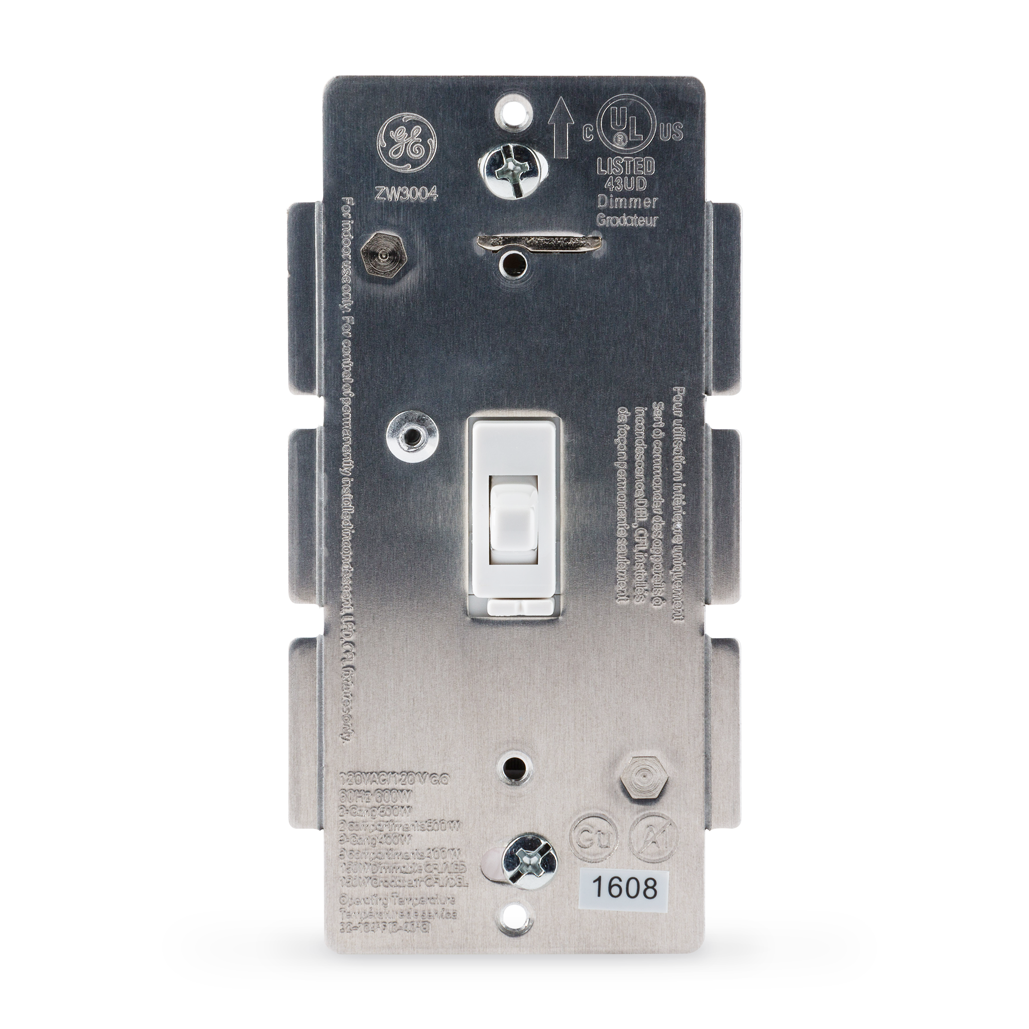 SmartThings - GE In-Wall Smart Toggle Dimmer (Z-Wave)