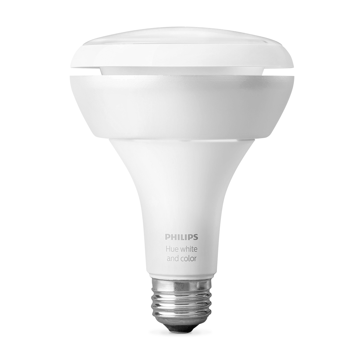 Smartthings philips hue white and color ambiance led light bulb br30 aloadofball Gallery