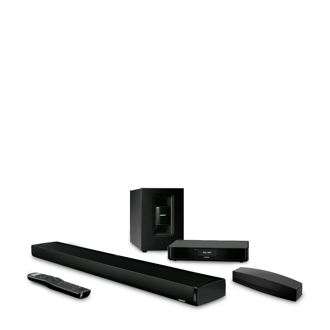 248bf5d51b45 SmartThings - Bose SoundTouch 130 Home Theatre System