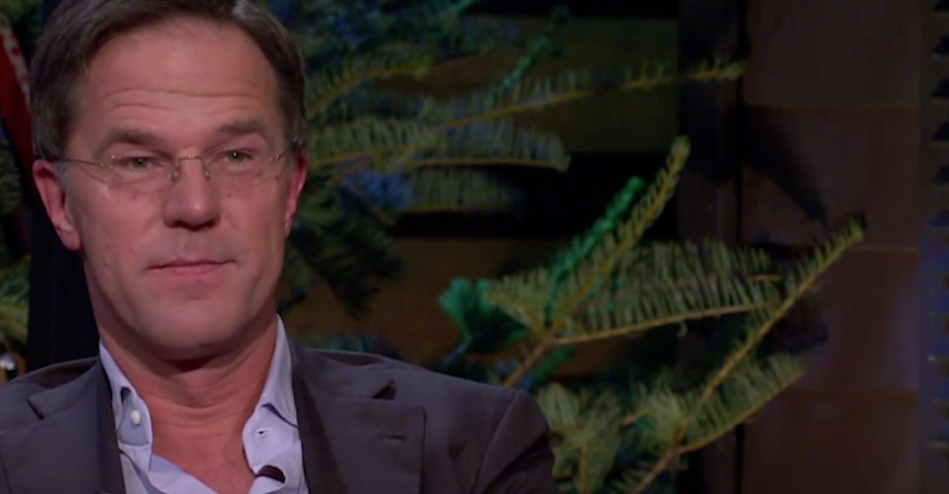 Mark Rutte bij SBS6