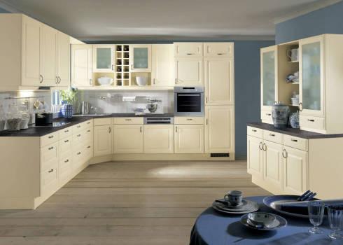 Alle landhausküchen landhausküche in magnolia