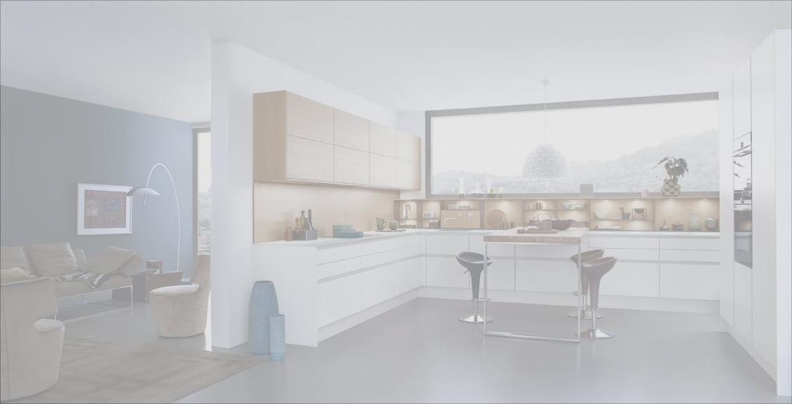 Moderne küchen u-form grau  U-KÜCHEN: U-Küche vergleichen + U-Küche planen mit KitchenAdvisor