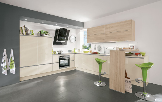 Moderne Küchen vergleichen: Moderne Küchen günstig kaufen mit ...