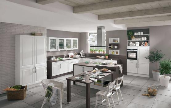 landhausk che kaufen. Black Bedroom Furniture Sets. Home Design Ideas