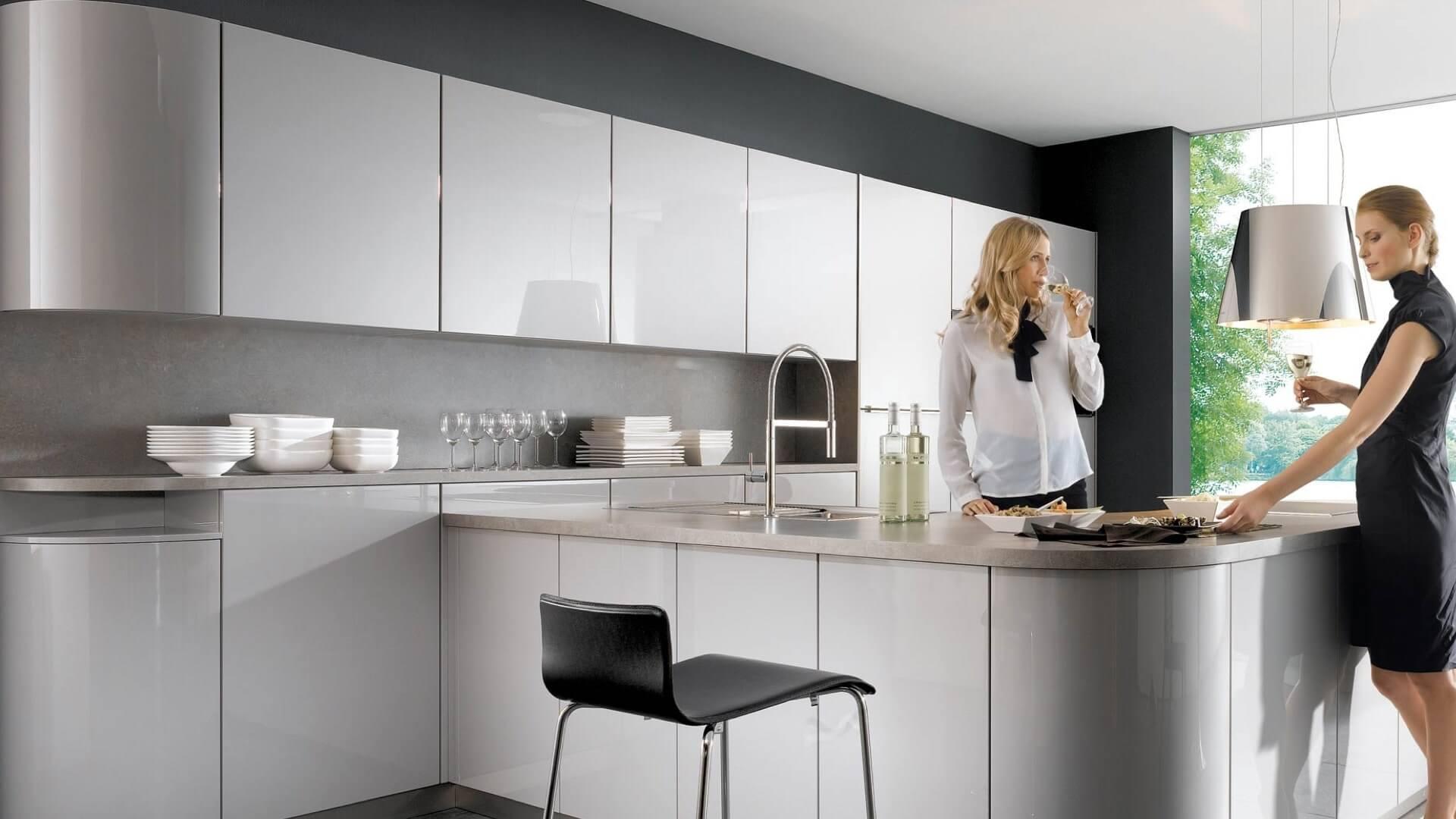 Küche selber zusammenstellen: Online Küche selbst zusammenstellen