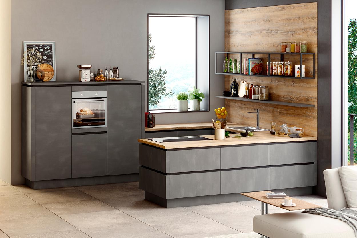 SCHÜLLER: Schüller Küchen vergleichen + Schüller Küche planen mit
