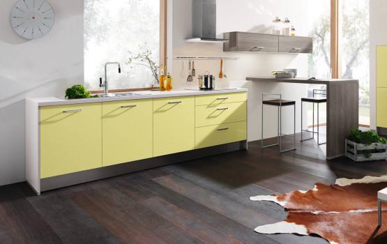 Gelbe Küche vergleichen: Gelbe Küche günstig kaufen mit KitchenAdvisor