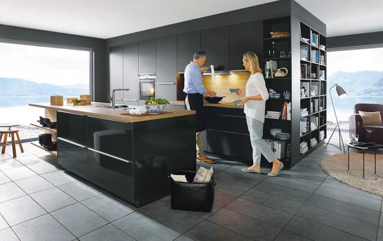 SCHWARZE KÜCHEN: Schwarze Küche vergleichen + Schwarze Küche ...