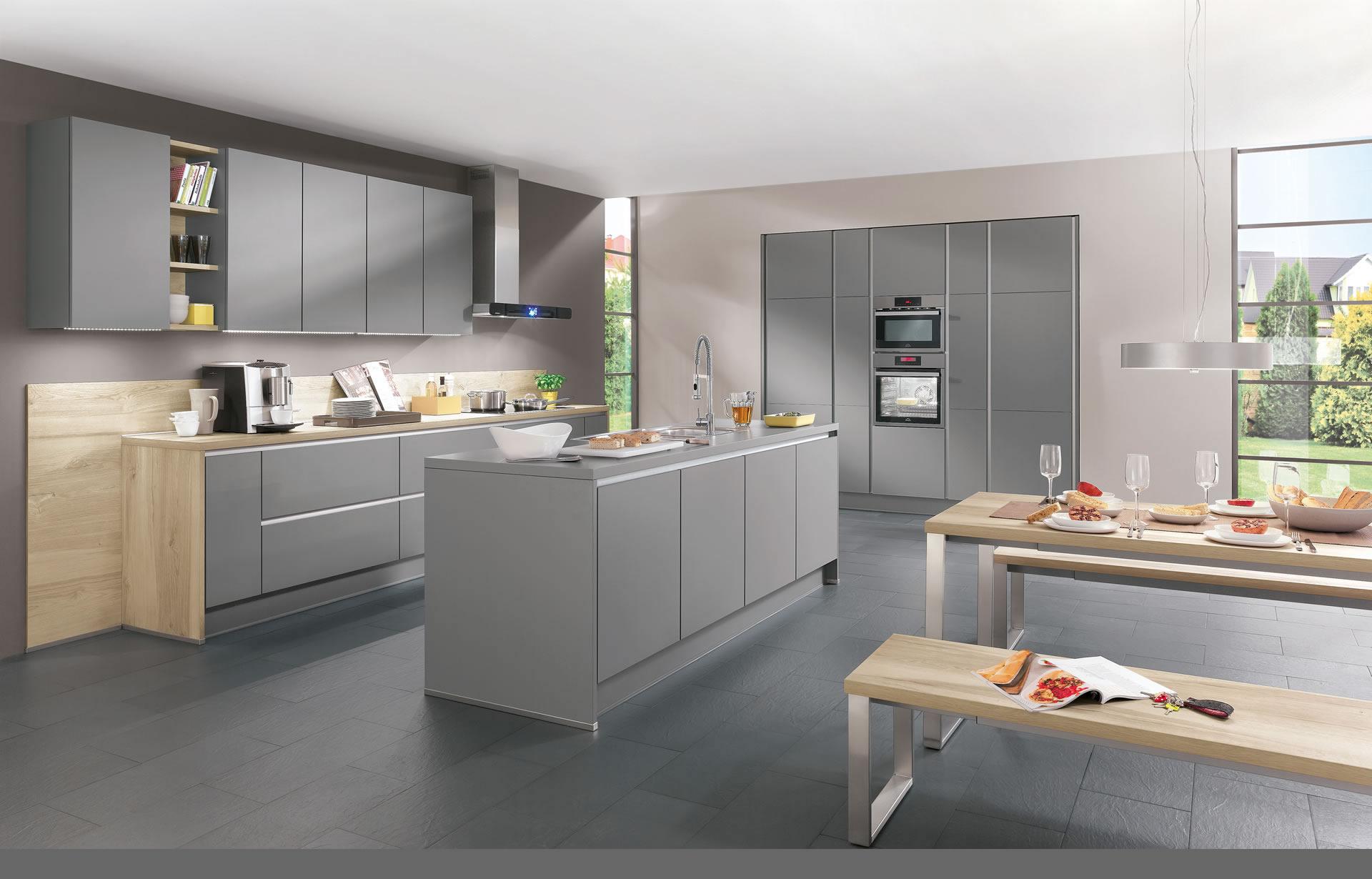 Küchenfronten von Nobilia