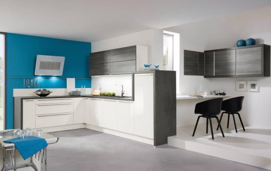 kuche korpus holz. Black Bedroom Furniture Sets. Home Design Ideas
