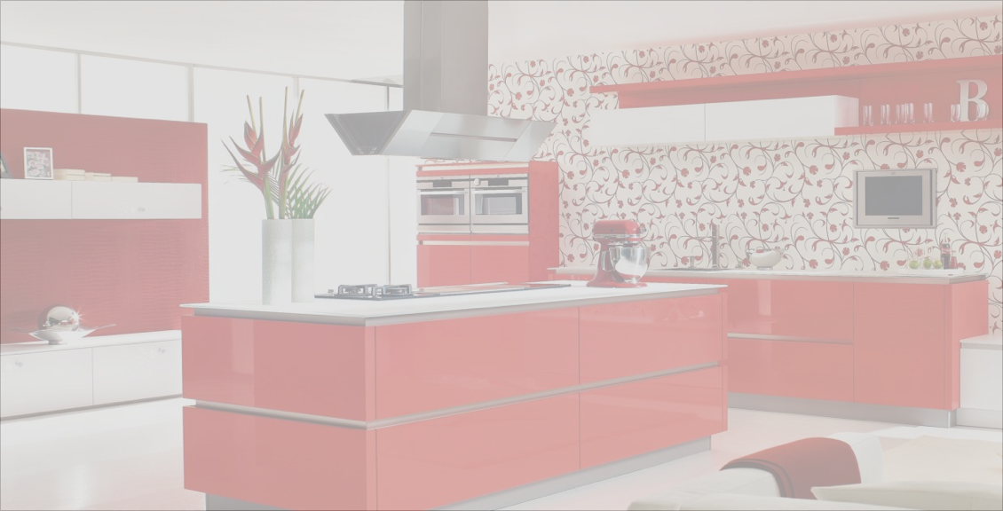 Pinke küche  Rote Küche vergleichen: Rote Küche planen mit KitchenAdvisor