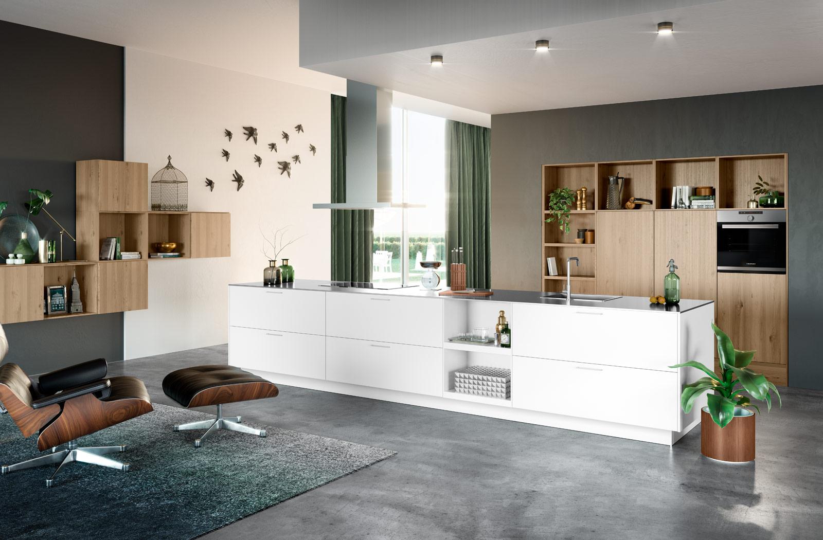 HÄCKER SYSTEMAT: Häcker Systemat Küchen vergleichen + Häcker ...
