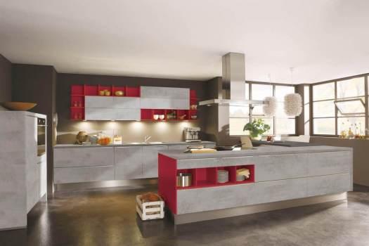 Küchen vergleichen: Küchen günstig kaufen mit KitchenAdvisor | {Amerikanische landhausküche grau 27}