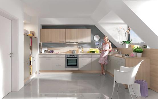 Stunning Dachgeschoss Küchen Bilder Contemporary - Best Einrichtungs ...