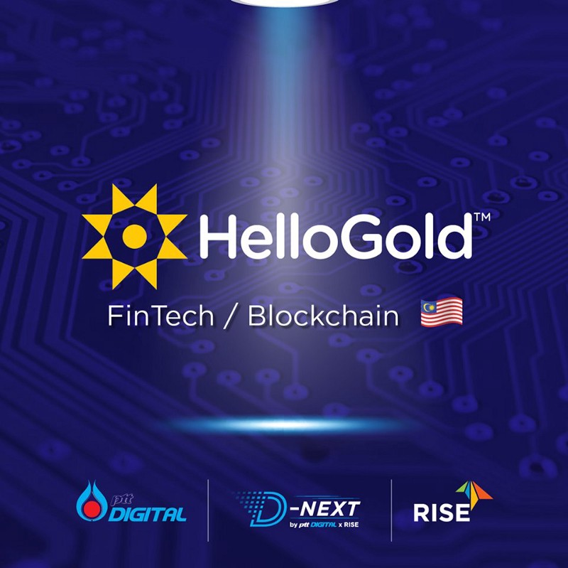 HelloGold Foundation Update #11–4th May 2018