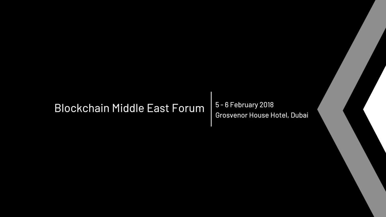 HelloGold Foundation x Blockchain Middle East Forum | Highlights
