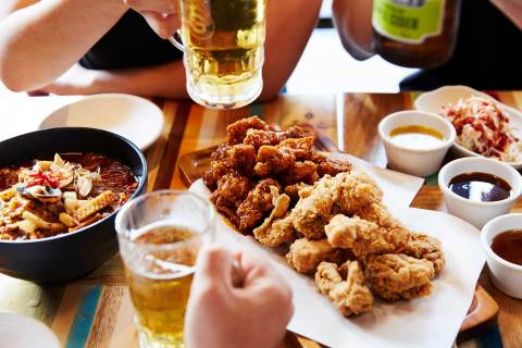 Gami – Menu Chicken & Beer
