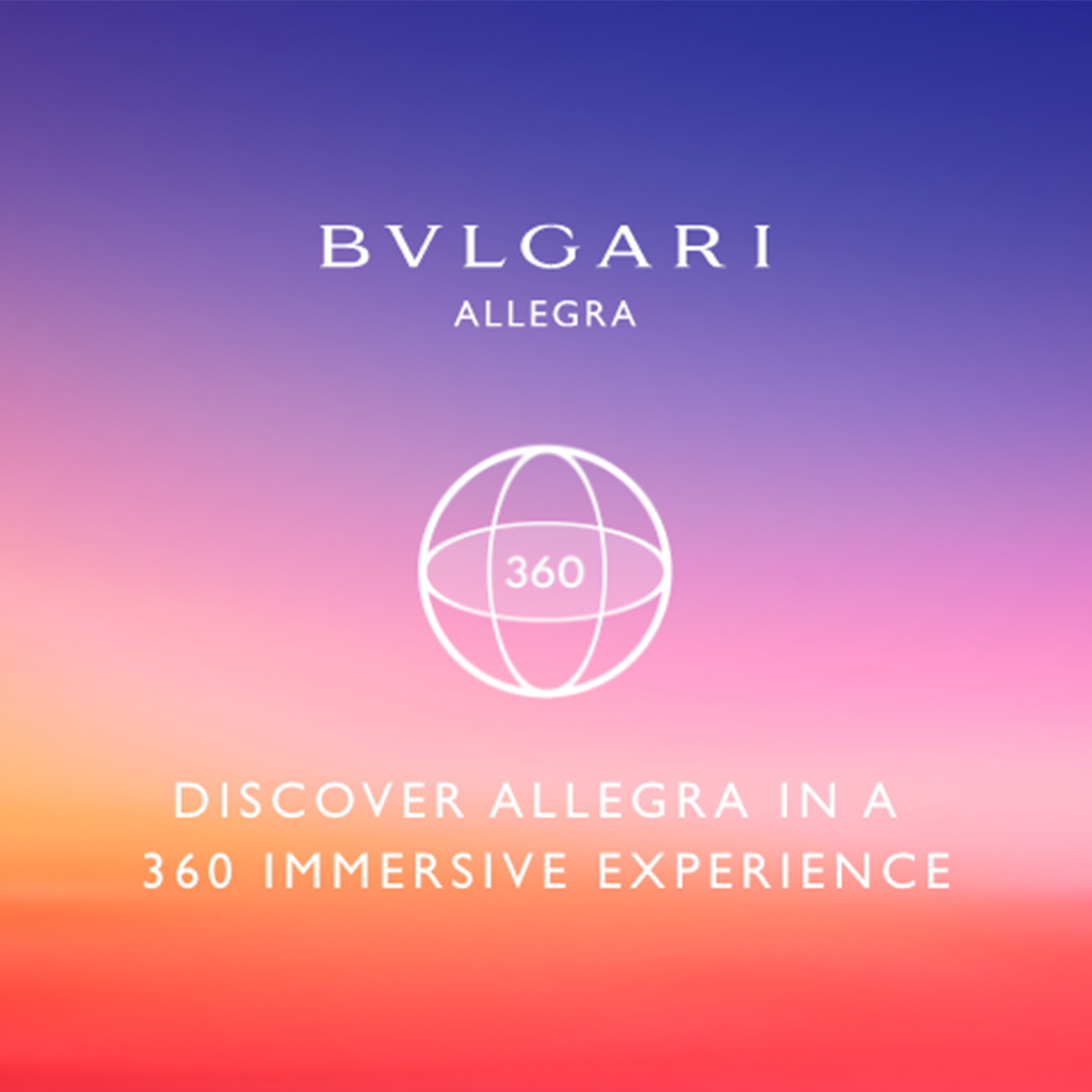 BVLGARI Allegra Content Visual 4
