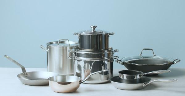 Series des casseroles poeles de VILLEROY & BOCH