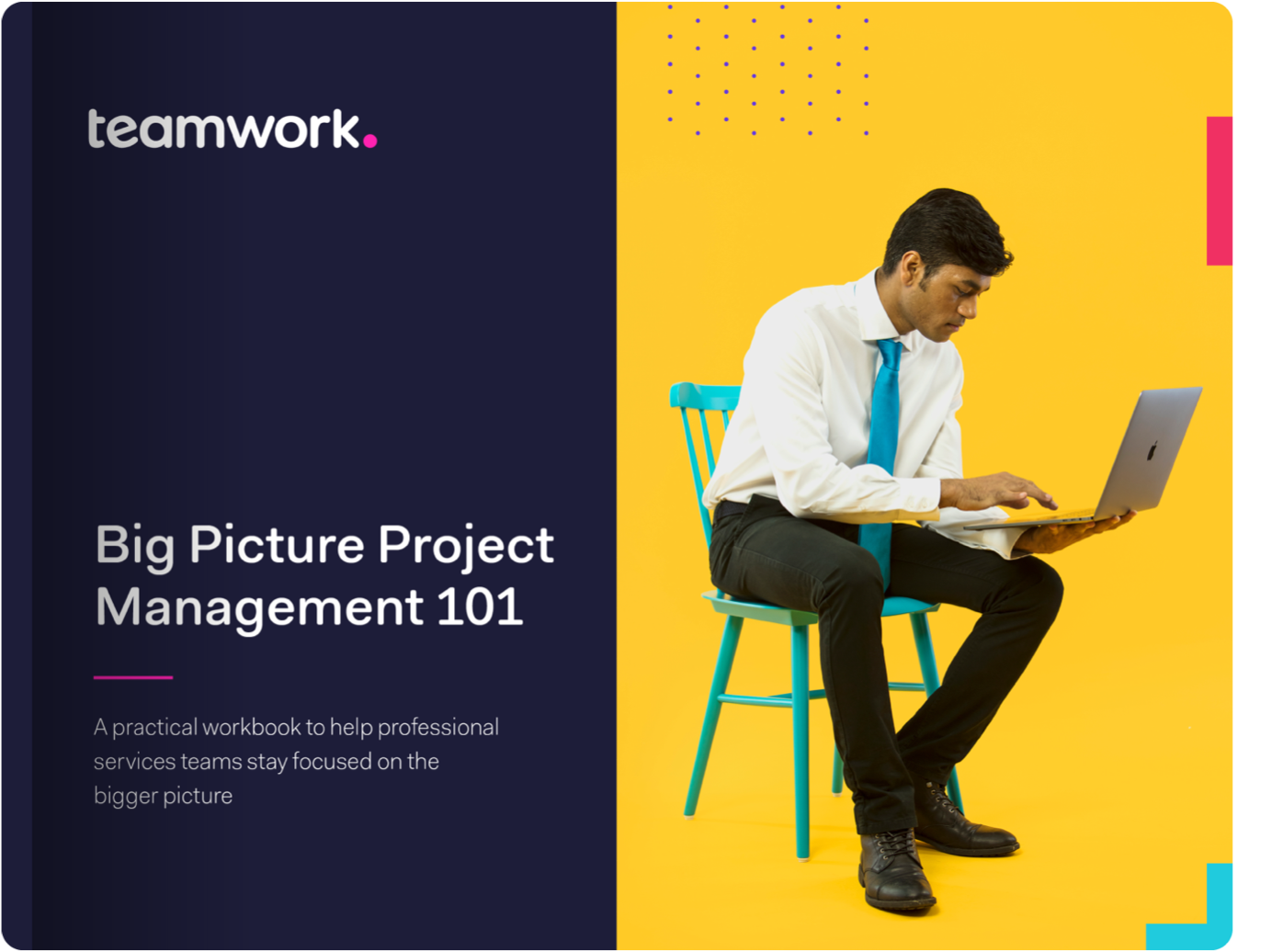 The big picture project management workbook