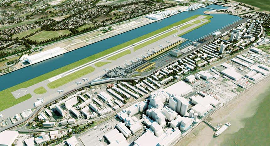 airport-development-Aerial-view-with-seven-new-aircraft-stands-and-parallel-taxiway860x464