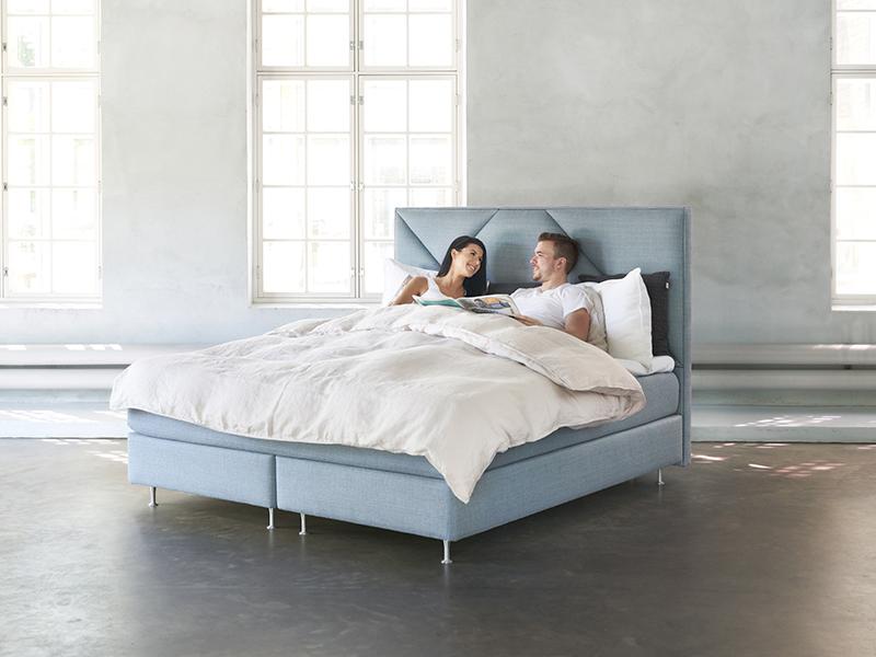Makuuhuoneen uusi sänky ja kuinka siihen päädyttiin