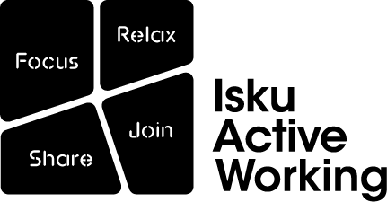 Isku Active Working FSRJ black