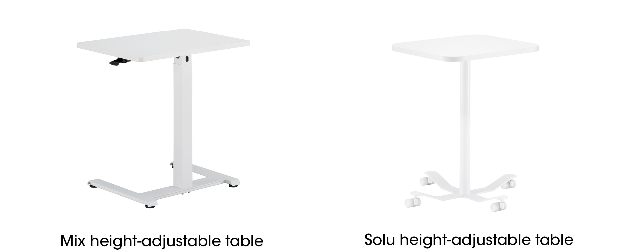 Mix and Solu tables