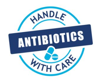 Handle antibiotics with care who