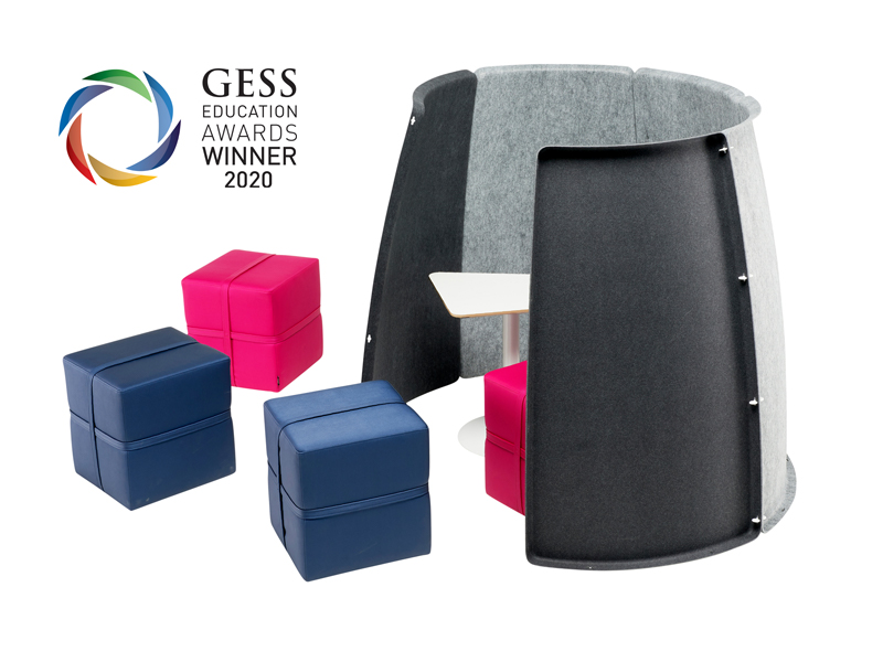 Nook - The best sustainable / eco-friendly product in the GESS Awards 2020.