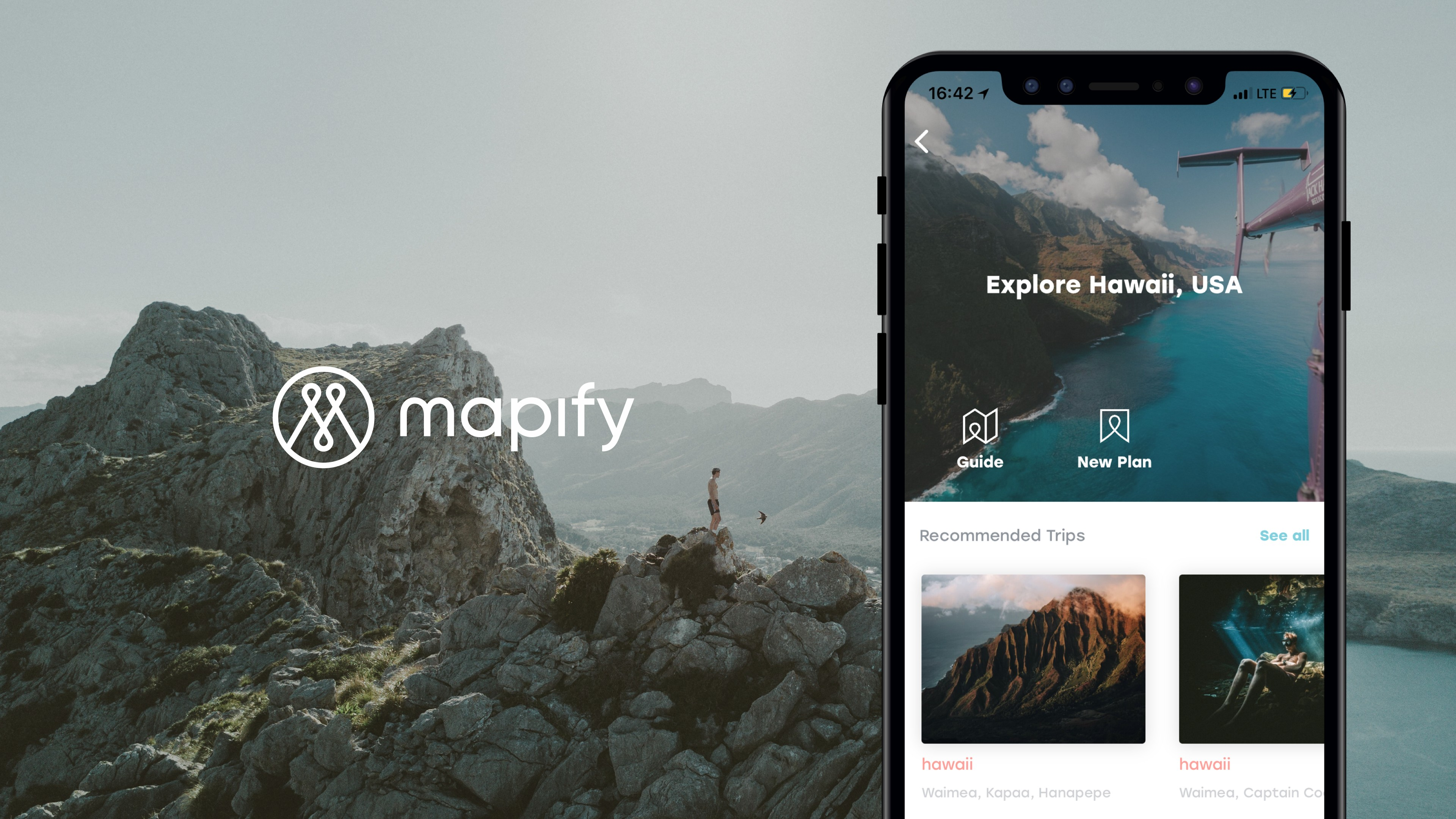 Launching Mapify Plan