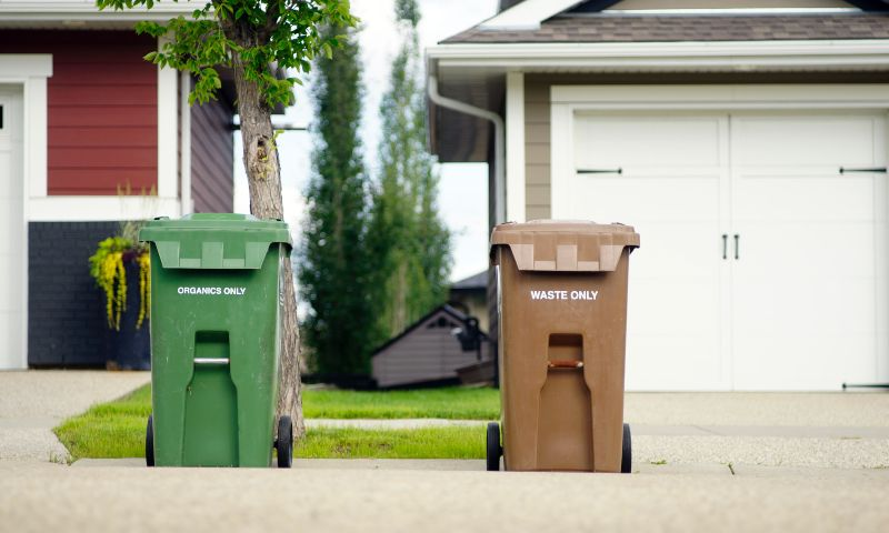 How to Pest-Proof Your Garbage Cans