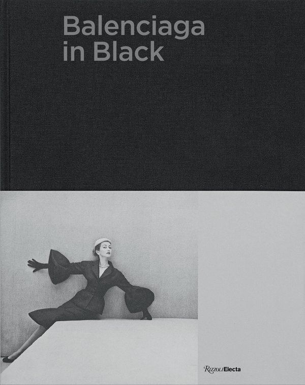 BALENCIAGA IN BLACK by Rizzoli