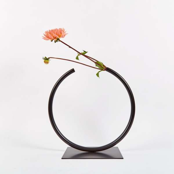 Almost a Circle Vase by ACV Studio
