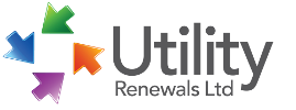 Utility renewals wide logo269x100
