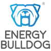 Energy bulldog square logo