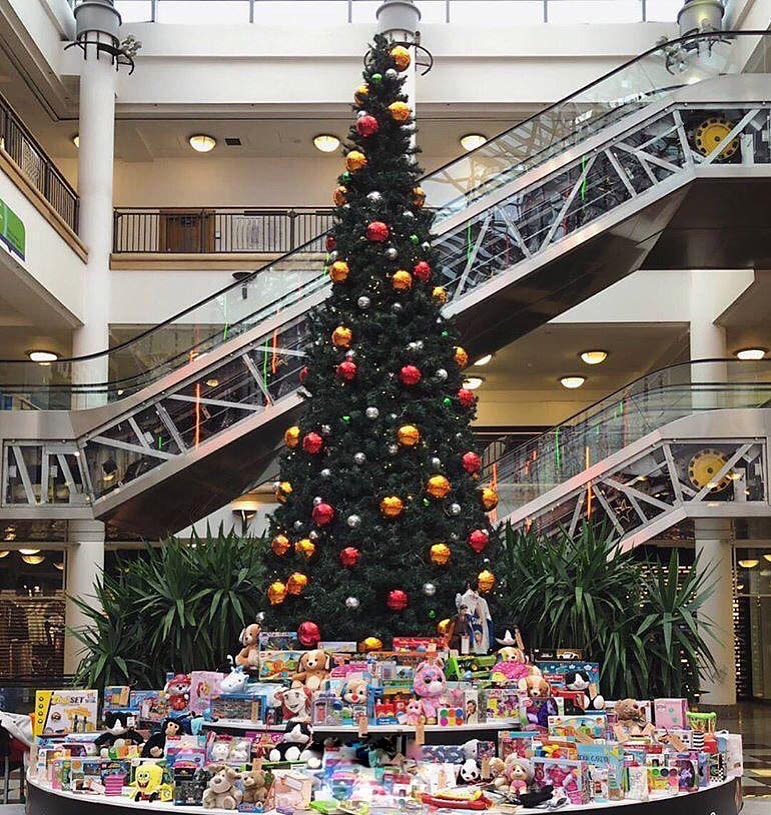 Centrale & Whitgift - Giving Tree 2018