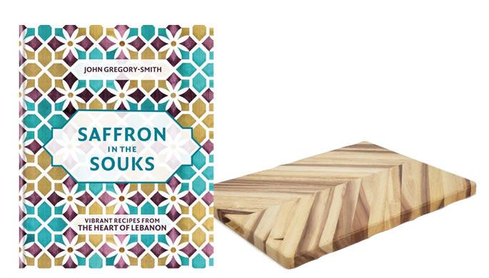 John Gregory-Smith Saffron Cook Book