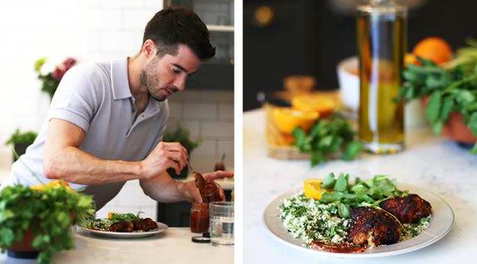 John Gregory Chef BBQ Header Image