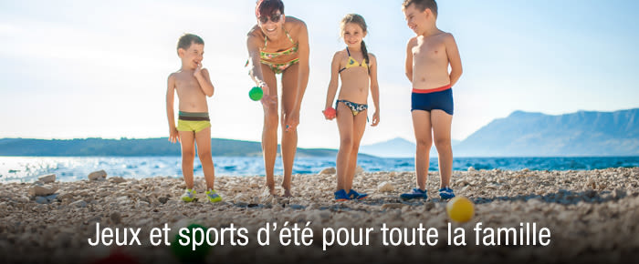 Outdoor activity homepage