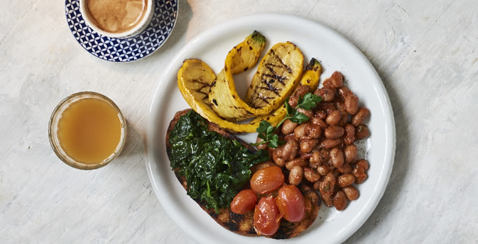 healthy living breakfast app product cl
