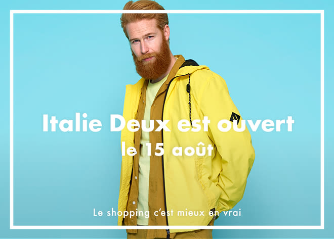 17. 17929 Special Opening Aug ItalieDeux EmailBanner 660x473px 1.0 MAS P4P