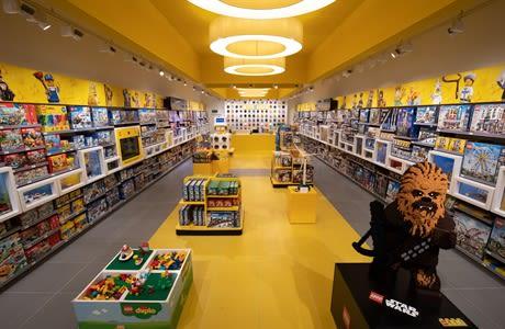 Lego PR Store Image