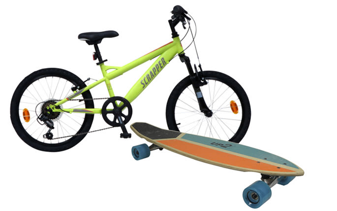 Outdoor activity Web product 2