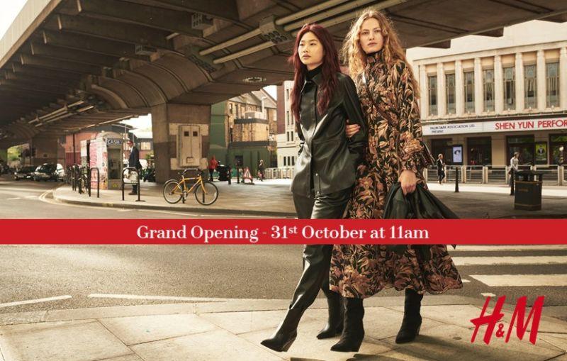 H&M Bullring Reopening in article image 2019