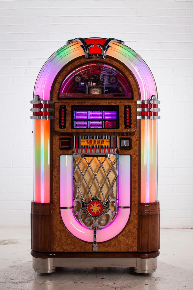 VL Sound Leisure pop-up machine 2020
