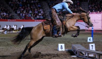 Calgary Stampede Cowboy Up Challenge